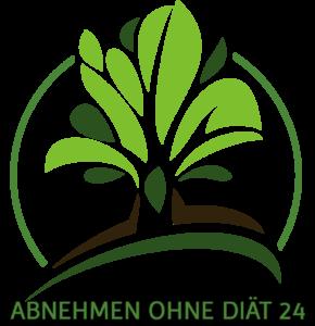 Abnehmen ohne Diät 24 / Logo