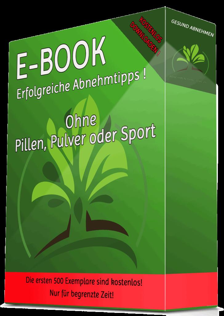 Abnehmen ohne Sport E Book